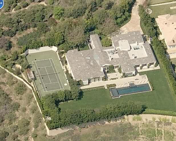 Michael ovitz house