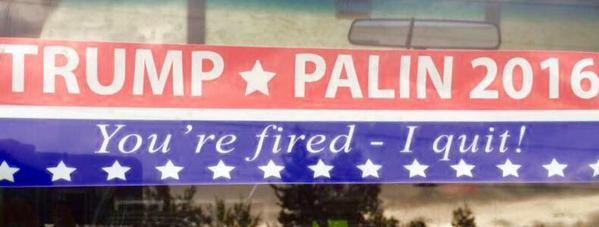 Bumper Sticker: