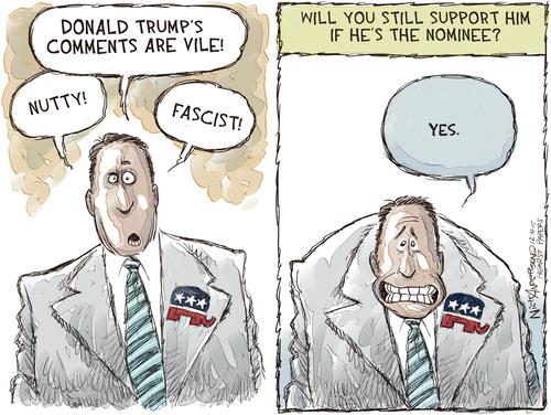 Republican says,