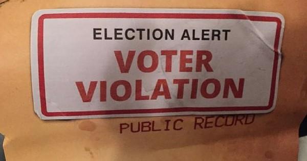 voter-violation