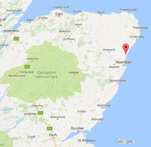 Balmedie, Scotland